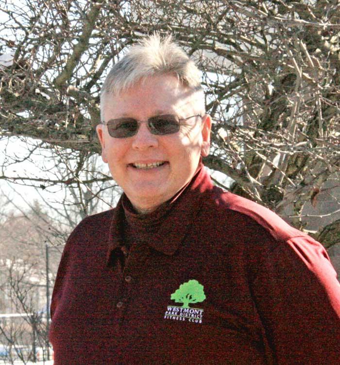 Portrait of Gregg Pill