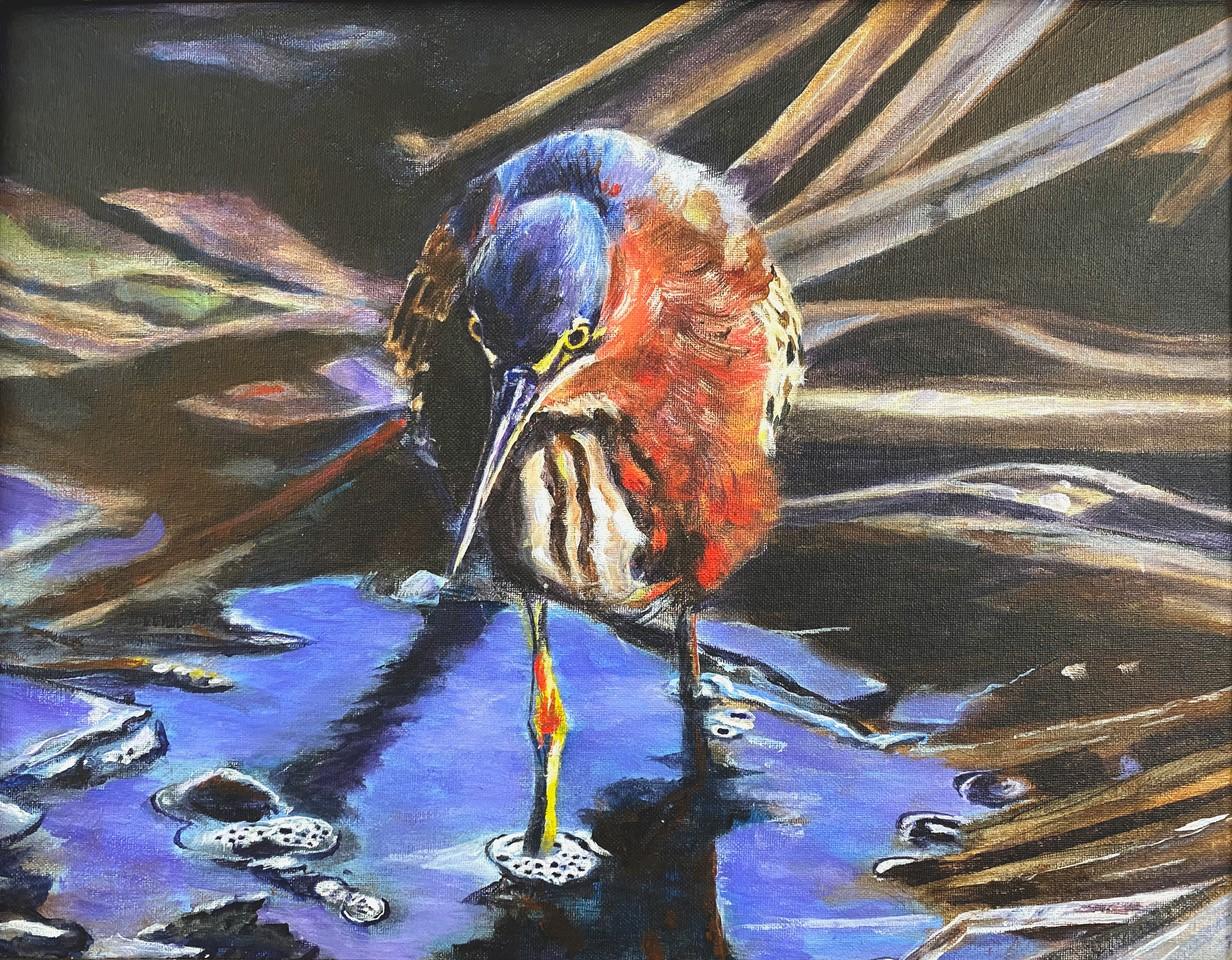 Barb Hertko Heron